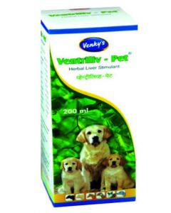 Venkys Ventriliv Pet 200 ml