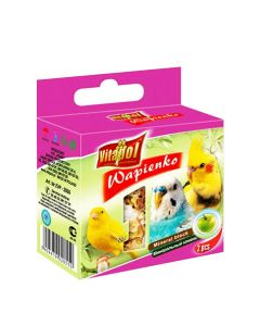 Vitapol Mineral Block For Birds Apple 35 gm