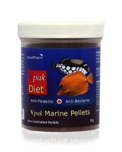AquaPharm Vpak Diet Marine Pellets 90 gms