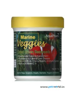 AquaPharm Marine Veggies Dried Green Seaweeds 15 gms