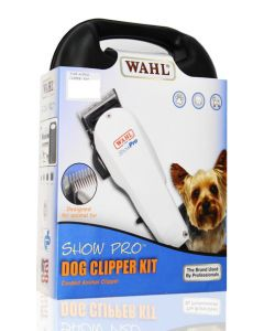 Wahl Show Pro Dog Clipper Kit