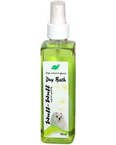 Wuff Wuff Dry Bath 200 ml