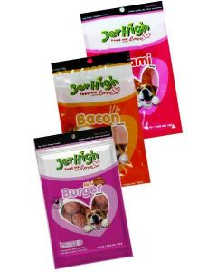 Jerhigh Dog Treats Yummy Combo