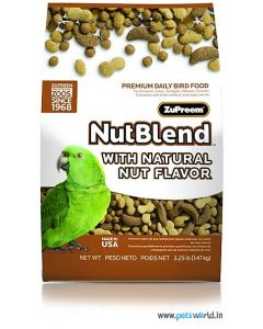 Zupreem Nut Blend Food For Parrot 1.47 Kg